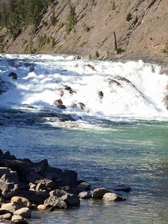 Bow River Falls, Banff