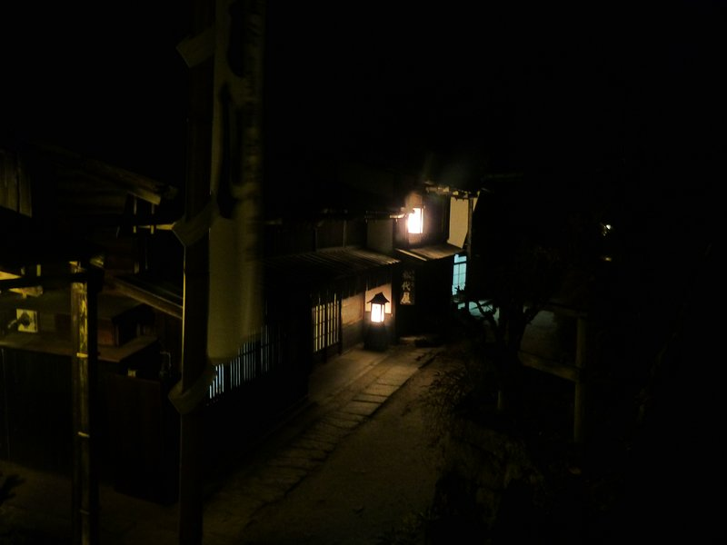 Tsumago at Night