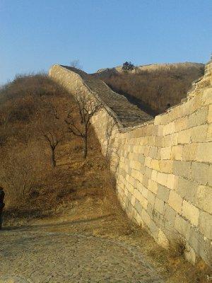 Lakeside Great Wall of Huanghuacheng