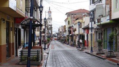 Cotacachi Back Street