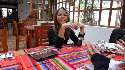 Ecuador Lunch