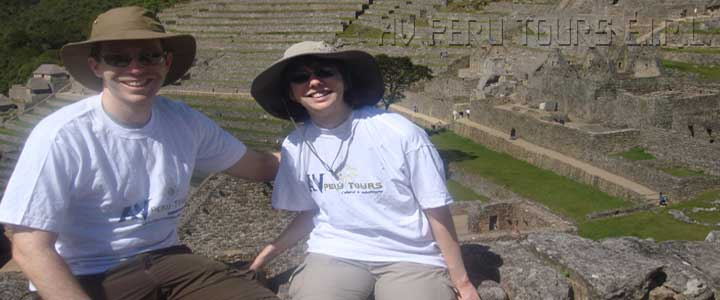 With my own company www.AVperutours.com  guiding groups for 15 years already!