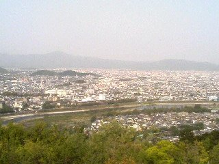 View from Arashiyama (2)