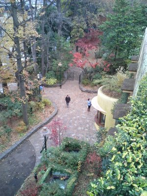 Studio Ghibli grounds