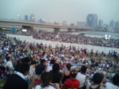 Yodogawa Hanabi - Crowds I