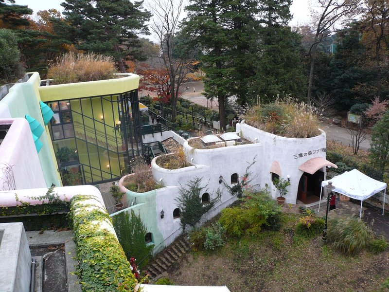 Studio Ghibli grounds (2)