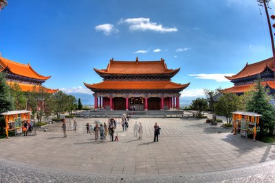 Chongsheng Monastery