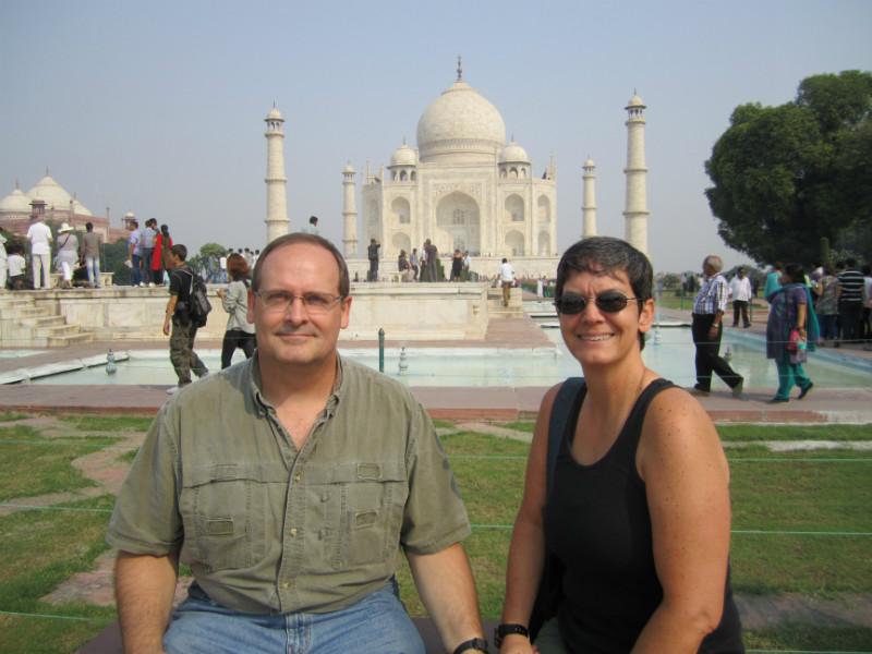 13 Taj Mahal