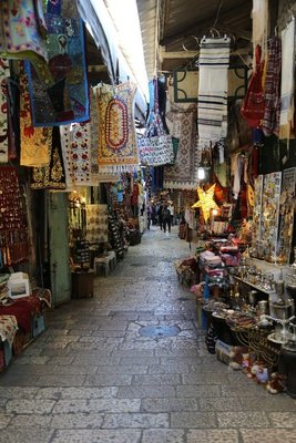 Old Jerusalem Market Place