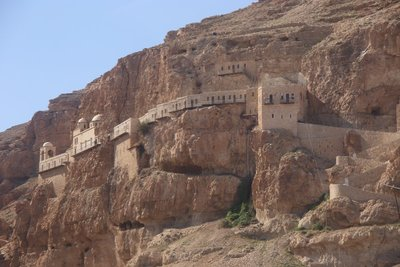 Mount of Temptation Monastery