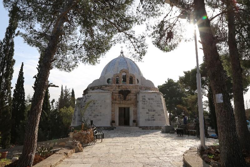 Church in the Shepherds' Fields near Bethleham