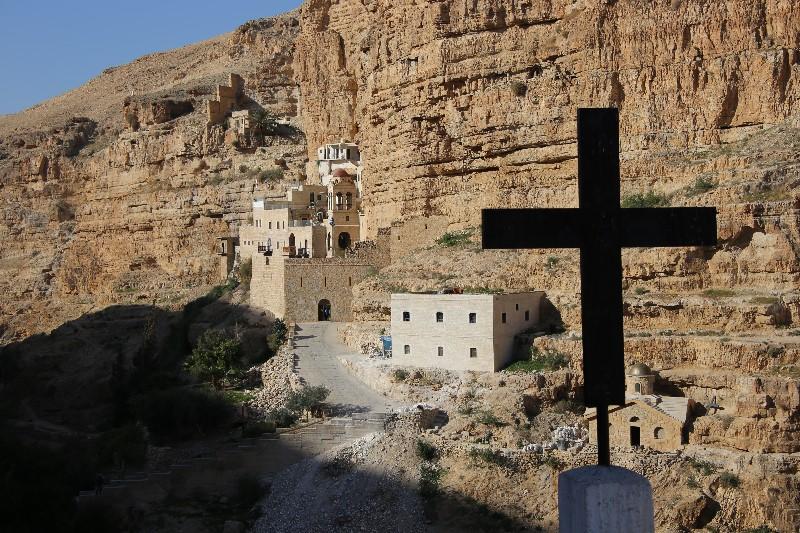 St George Monastery, Wadi Kelt