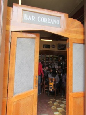 Oldest bar in Lima