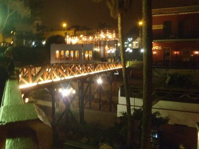 Bridge of Sighs (Puente de los Suspiros)