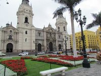 Plaza Del Armas, Lima
