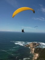 Tandem Flight in South Africa
