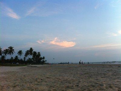 Goa/ Colva Beach
