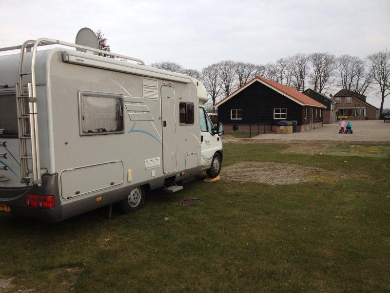 Camping De Weeltenkamp in Teuge