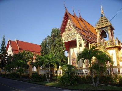 Temple at Phuket