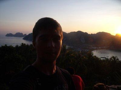 Sunset at Phi Phi