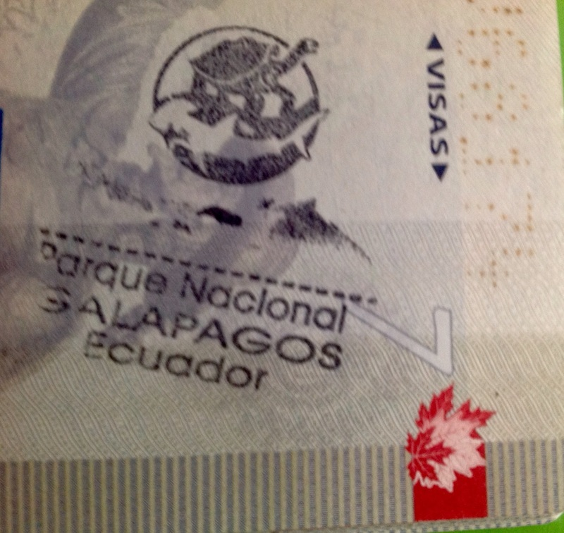 New stamp added to my passport