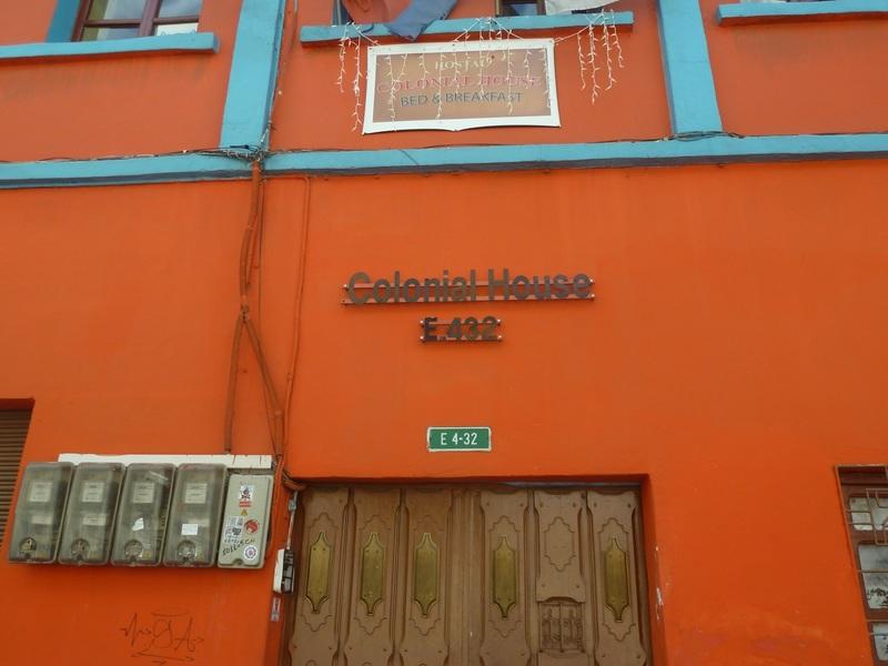 Colonial House Quito, Ecuador