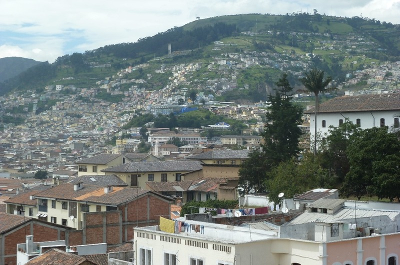 Hilly Quito