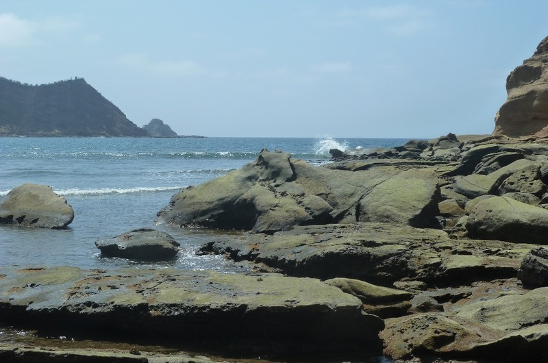 Tom's walk at Los Frailes, Puerto Lopez
