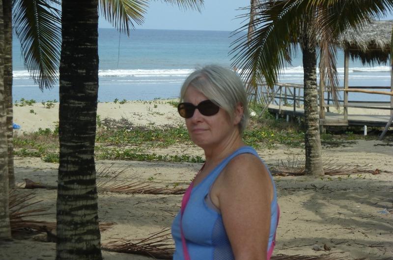 Me in Puerto Lopez