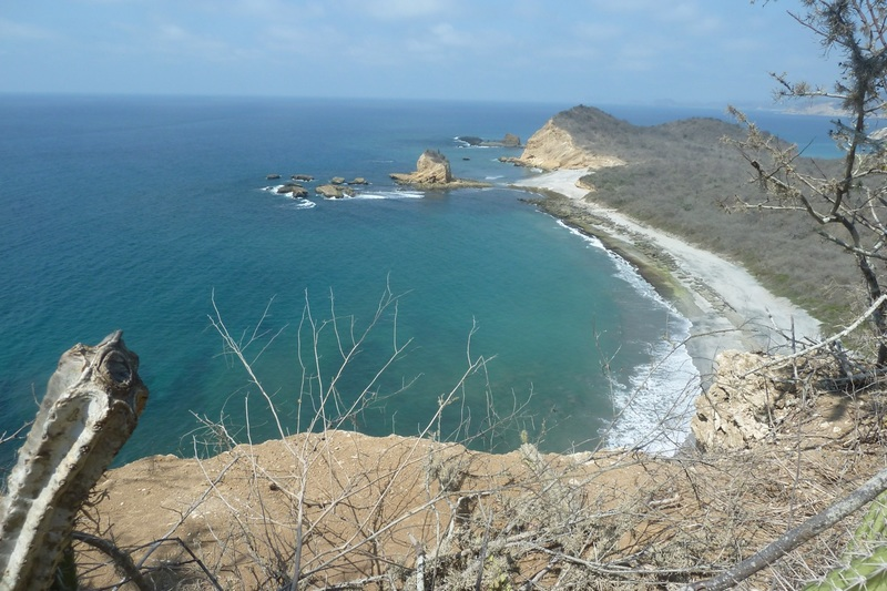 Seascapes at Los Frailes Beach