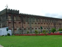 Remiaining of cellular jail, andaman