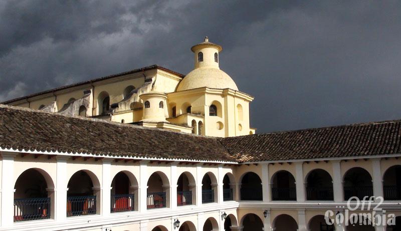 Dann Monasterio Hotel in Bogota