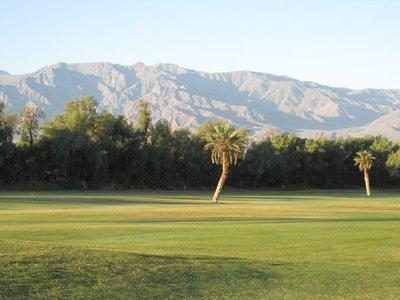 Golfplaz Furnace Creek Ranch