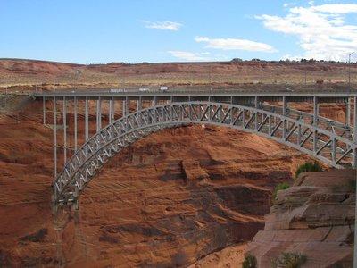 Brücke über den Colorado bei Page