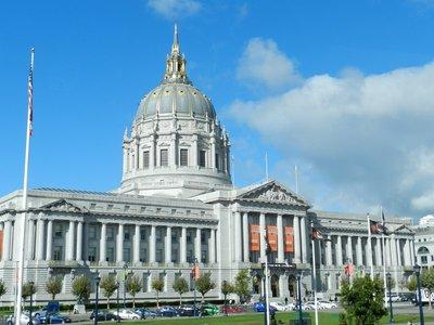 Rathaus San Fransisco