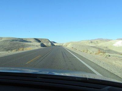 """""""Nichts"""" in der Mojave Wüste"""