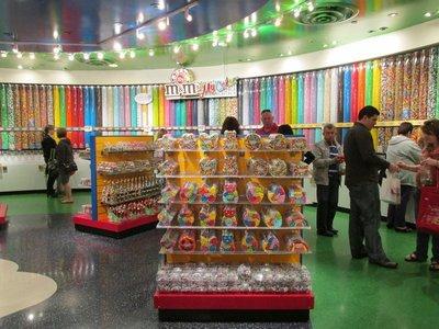 M & M Store in Las Vegas