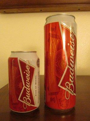 Budweiser XXL
