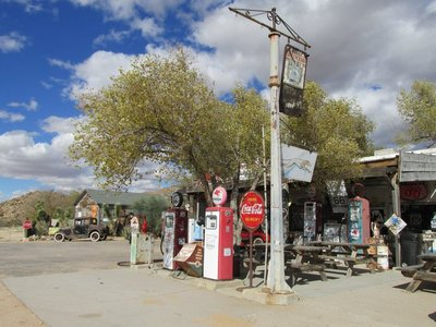 General Store in Hackberry, Route 66