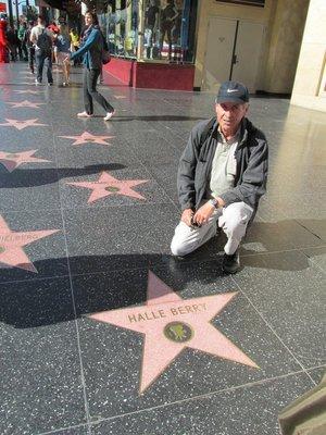 Sterne am Walk of Fame