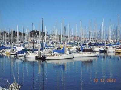 Yachtclub Monterey Bay