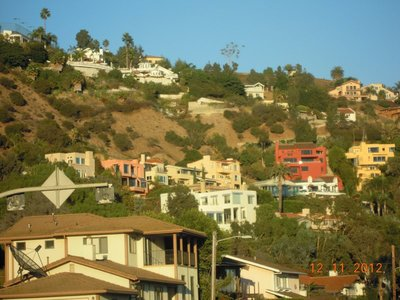 Villen mit Meerblick, Malibu