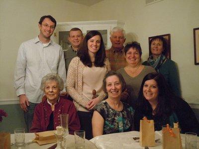 Meine amerikanische Familie