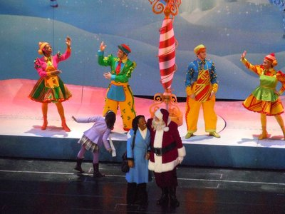 "Christmas Spectacular ""The Rockettes"" in RCM"