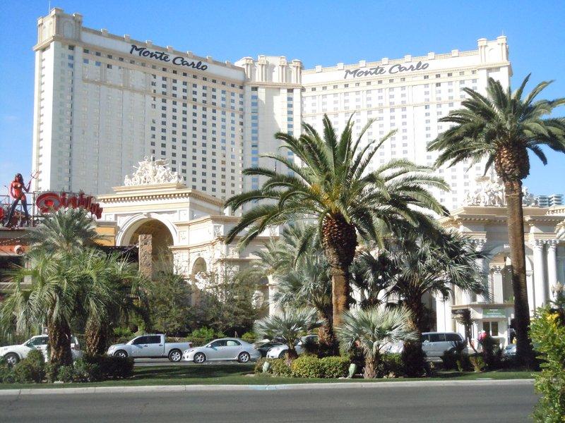 Hotel Monte Carlo, Las Vegas