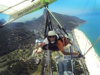 Paragliding & Hang-Gliding over Rio de Janeiro