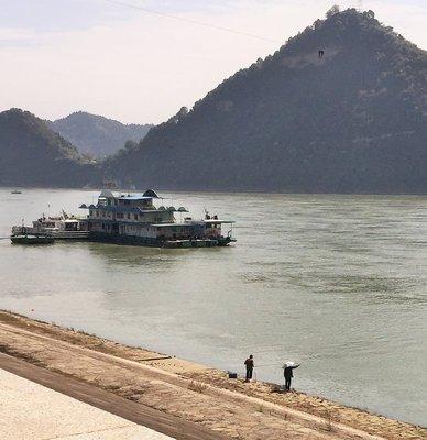 Yangtze River in Yichang