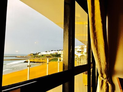 Algarve - View from our Room