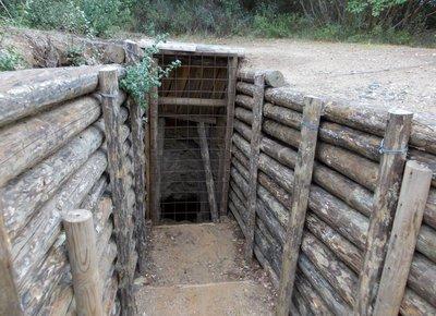 Turkish trench