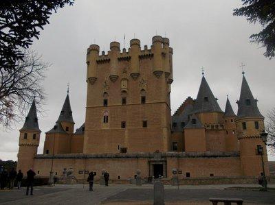 Alcazar Castle
